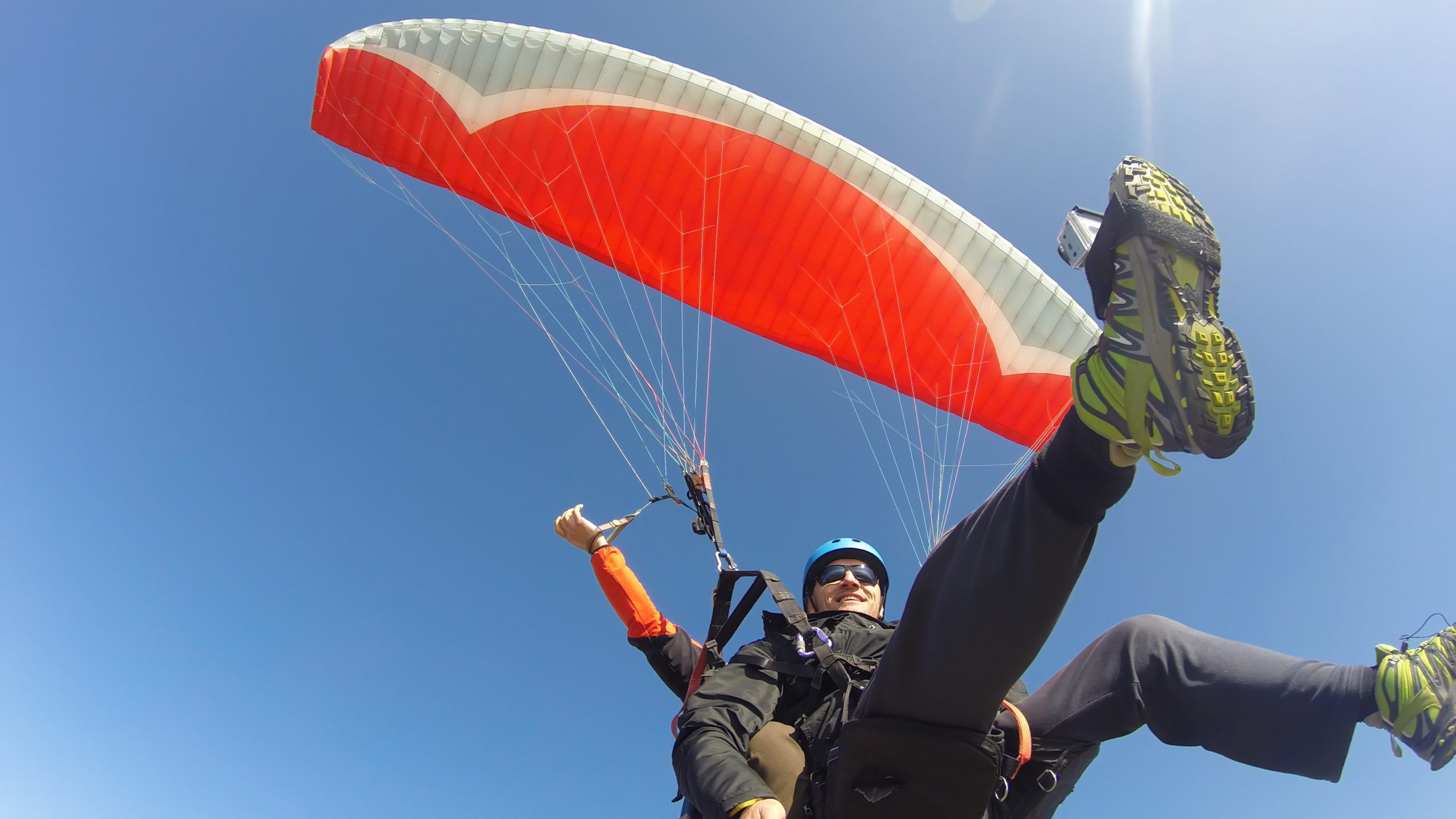 Flying Porterville for the first time…